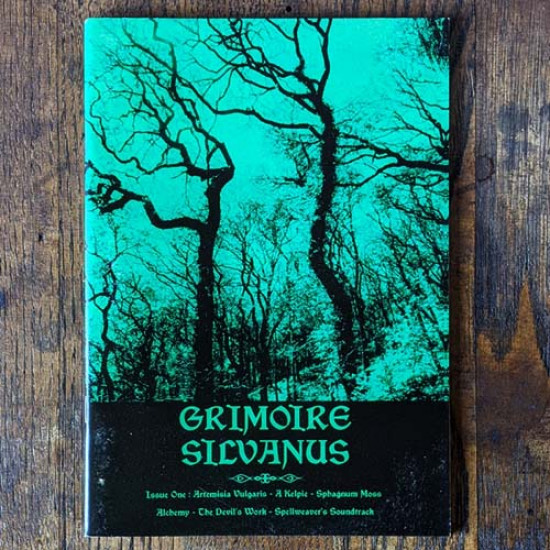 Grimoire Silvanas Zine Issue 1