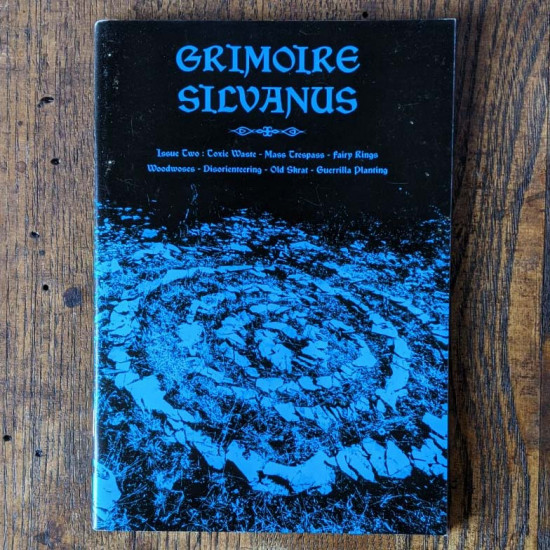 Grimoire Silvanas Zine Issue 2