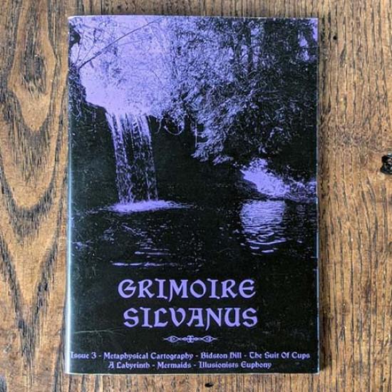 Grimoire Silvanus Zine Issue 3