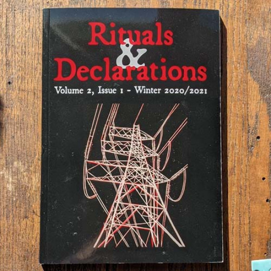Rituals & Declarations - Volume 2, Issue 31- Winter 2020/2021