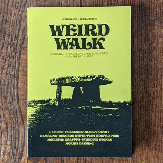 Weird Walk #1