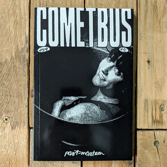 Cometbus #59 post-mortem