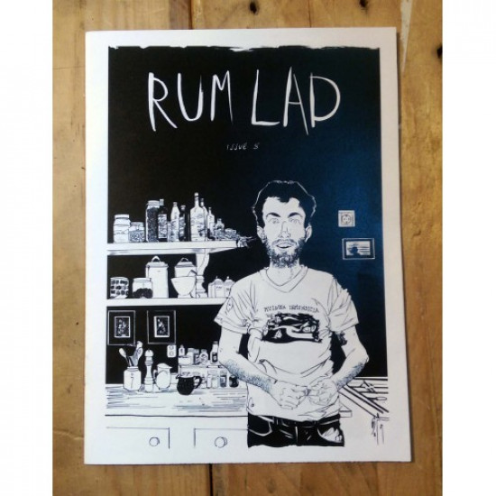 Rum Lad Issue 8