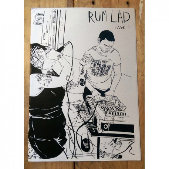Rum Lad Issue 9