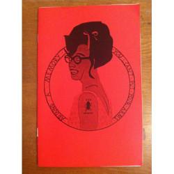 Lou Reeder / You Can't Put Your Arms A Memory a Violet Femmes Fanzine