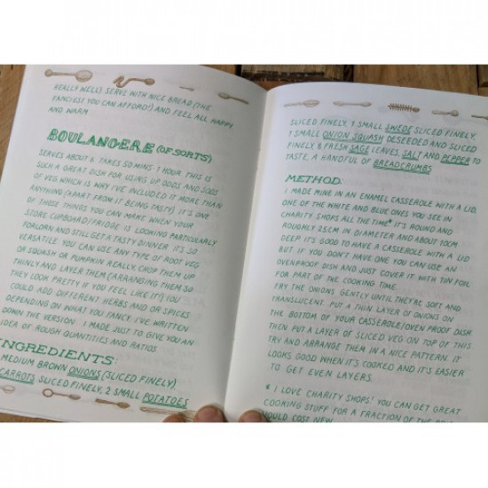 Squash & Pumpkin a Zine About Cooking with Squashes and Pumpkins