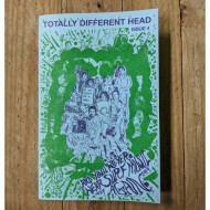 Totally Different Head issue 4