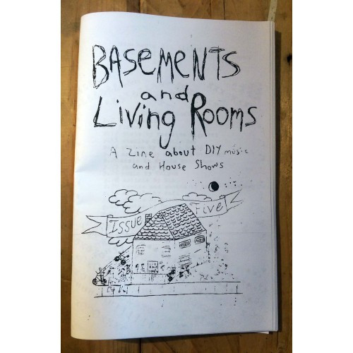 Basements and Living Rooms #5