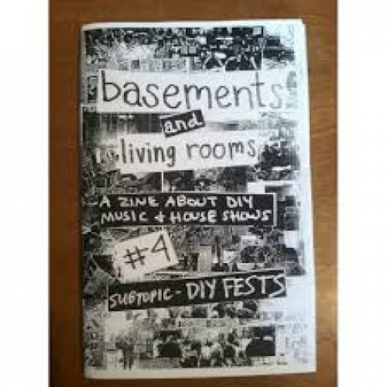 Basements and Living Rooms #4 DIY Fests