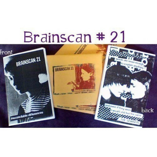 Brainscan #21 Irreconcilable Differences