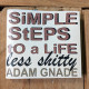 Simple Steps to a Life Less Shitty by Adam Gnade