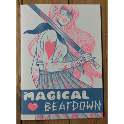 Magical Beatdown Vol. 2 by Jenn Woodall