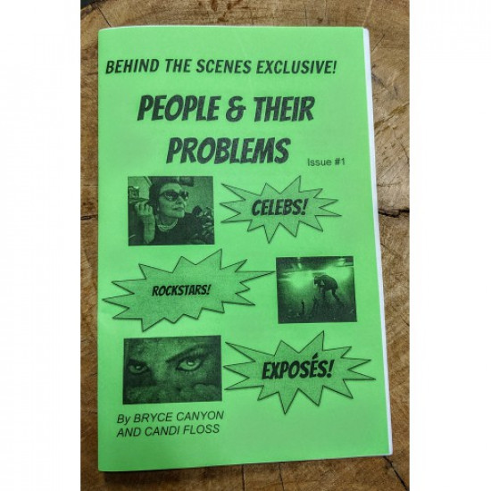 People & Their Problems Issue #1