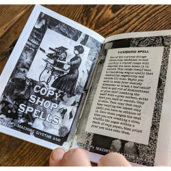 Witchy Zinester's Pocket Book of Spells