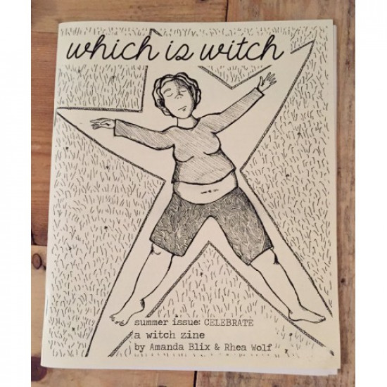 Which is Witch: Celebrate (issue 2)