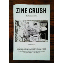 Zine Crush: Confessions of Like Volume 2