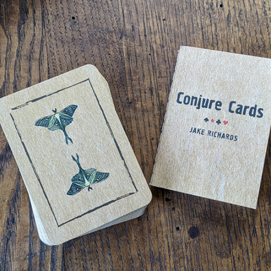 Conjure Cards: Fortune-Telling Card Deck and Guidebook