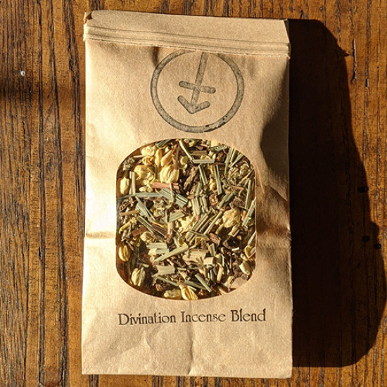 Divination Incense Blend by Germ