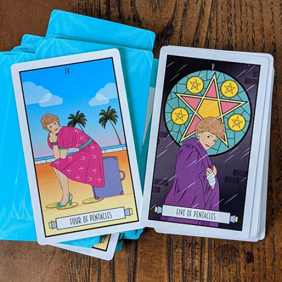The Golden Girls Tarot Cards: A Look Into Your Future