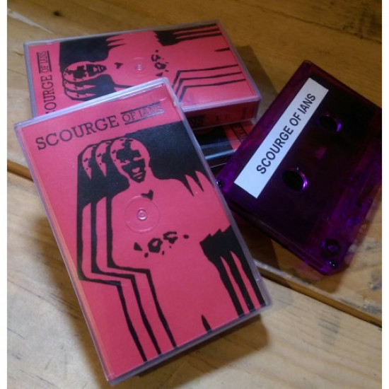 Scourge of Ians EP Cassette