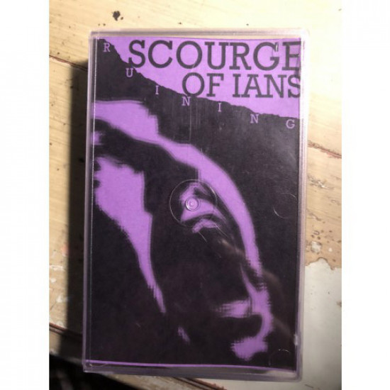 Scourge of Ians-Ruining EP Cassette