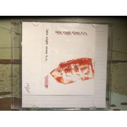 late night sleep t.v. LP CD