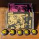 "Monty Vega & the Sittin' Shivas ""Closed: No Fun"" LP Cassette Tape"