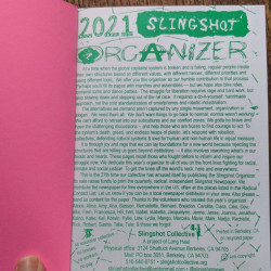 2021 Slingshot Organizer - Pocket Size