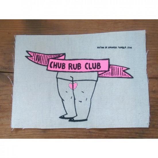 Chub Rub Club Patch