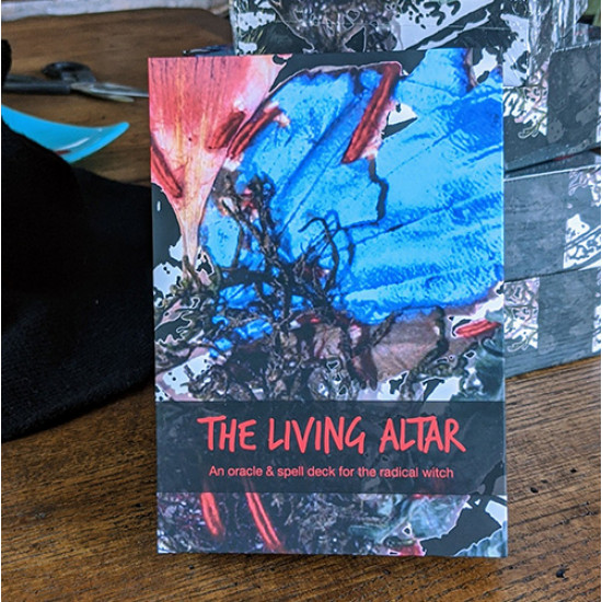 The Living Altar: an Oracle & Spell Deck For The Radical Witch