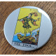The Fool Tarot Magnet or Hand Mirror