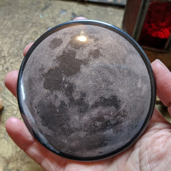 Full Moon Magnet or Hand Mirror