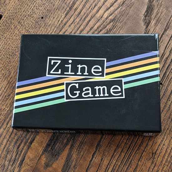 Zine Game